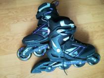 Role Zetrablade + Set Protectii role & skate Fit 3