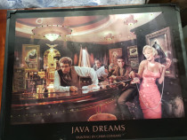 Tablou decor Java Dreams