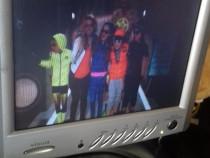 TV LCD diagonala 27 cm,12v-220v,cu telecomanda