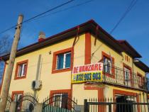 Casa p+e+m, la 2 km de costesti, teren 2544mp Serboeni