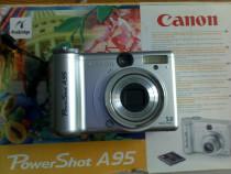 Digital camera canon power shot a 95