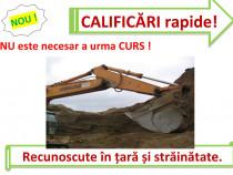 Curs rapid buldoexcavatorist vola compactor excavator ifron