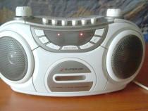 Radiorecorder cu caseta si mp3