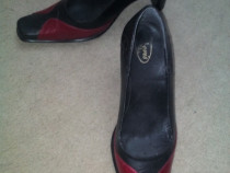 Pantofi din piele, marimea 37