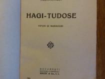 Hagi Tudose + alte 2 carti vechi / R3P2F