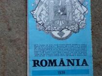 Harta Romania Mare, 1993