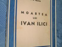 L.M.Tolstoi-Moartea lui Ivan Ilici. Ed. Cartea Rusa.