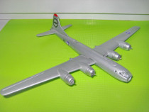 8502-Bombardier 82 mare argintiu vintage -vechi-dulauminiu.