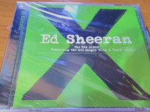 Album Original Ed Sheeran X - 2014, stereo, Soul, Sigilat