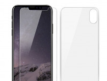 Iphone X XS 10 - Folie Sticla Securizata Fata si Spate
