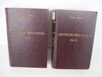 Contele de Monte Cristo, 1957, volumul 1 si volumul 3