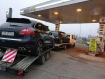 Transport autoturisme Italia, Austria, Slovenia