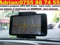 Harti pentru orice GPS,auto, camion - actualizare