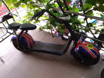 Bicicleta electrica Harley