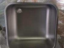 Cuva inox 400x400x300mm otel inoxidabil spalator chiuveta
