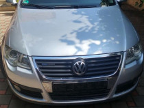 Volkswagen passat Bluemotion, an 2009, 110 CP