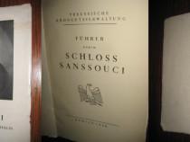 Condus prin Castelul Sanssouci- Album vechi-Berlin 1926-Arta