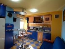Apartament 3 camere high class,mobilat  complex studentesc