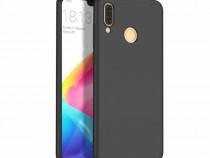 Husa Silicon Huawei P20 Lite Black Hoco PRODUS NOU