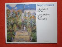Arta-pt inramat-National gallery of Art,Washington-cadou ine