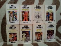 John Fowles carti (8 vol)