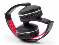 Casti Audio Wireless Bluetooth cu Slot card SD Handsfree Usb