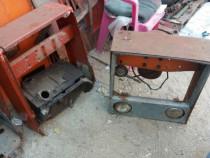 Capotaje tractor Fiat