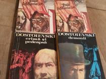 Feodor Dostoievski carti (4 vol)