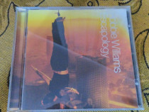 Album audio Robbie Williams - Escapology - original, track