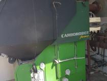 Centrala peleti 60kw carborobot farmer 60 complet echipata