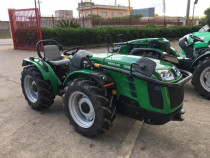 Tractor articulat nou Ferrari pentru pomicultura