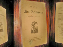 Cartea Sonetelor-Le Livre des Sonnets.
