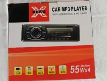 Player radio auto usb,card,aux.