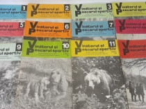 Revista vânătorul și pescarul anul 1979*lot complet/