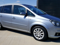 Opel Zafira. 7 Locuri . Klima . Jante Aliaj + Anvelope Iarna