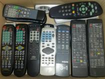 Telecomenzi diverse (UPC, Dolce, universale, dedicate)