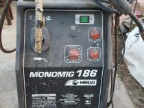 Aparat sudura Monomig 186 cufir si bioxid