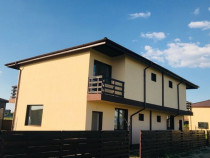 Vila la cheie120mp+teren320mp,P+1, zona centrala Clinceni