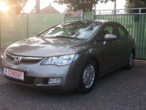 Honda Civic 1.4 benzina/Hybrid, posibilitate rate