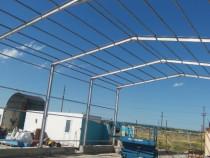 Constructii Hale metalice, garaje metalice, diferite confecț