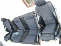 Interior scaune incalzite ///M3 recaro sport semipiele bmw e