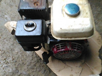 Motor Honda GX 160, arbore cu filet pentru pompa
