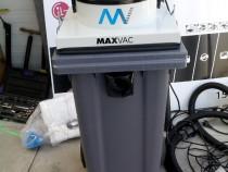 Aspirator industrial profesional MAXVAC DV120