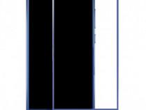 Folie Sticla Securizata Full Size Albastra - Huawei P10 Lite