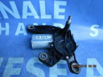 Motoras stergatoare Citroen C3;9637158780-03