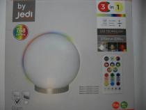JEDI, veioza 768 culori, tehnologie LED, noua, la cutie, eco