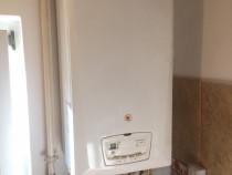 Montaj centrale termice cu tiraj forțat