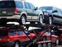 Transport auto Germania Romania loc liber auto jeep microbuz