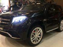 Mercedes GLS63 AMG 4x4, 24V, Eva Tyre, USB #negru