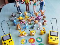 Colecție de figurine Pokemon de la Tomy din anii 90